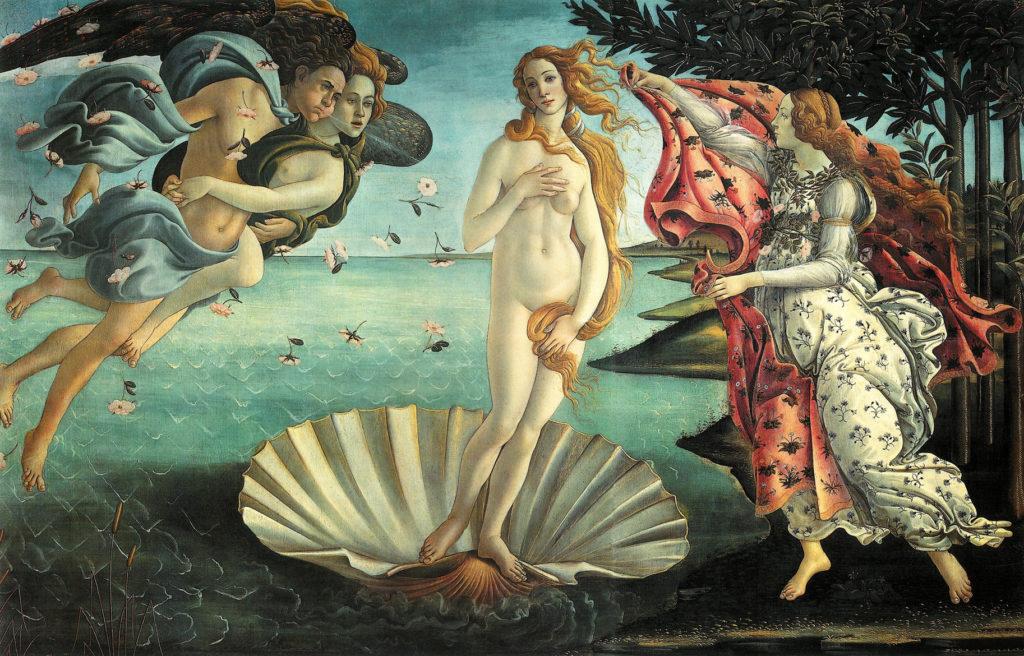 enüsün-Doğuşu-The-Birth-of-Venus-Botticelli