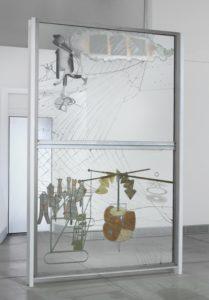 Marcel Duchamp büyük cam