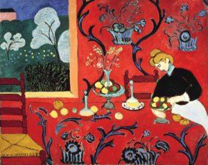 Matisse Kırmızı oda