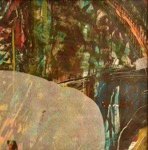 Nur Gökbulut, Karışık Malzeme, 1994