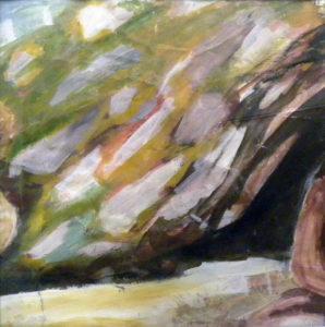 Nur Gökbulut, Mağara Adamı tablosu